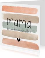 Moederdag | Lieve kaart voor mama