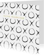 Moederdag kaarten - Moederdag XOXO