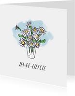 Moederdagkaart Ma-de-liefste!