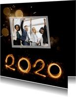 Nieuwjaar vuurwerk 2020