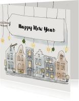 Nieuwjaarskaart Inspiratie