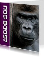 NOG BOOS - gorilla - OT