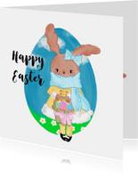 Pasen Miss Bunny