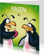 pinguins pasen 2 pinguin rose ei