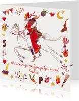 Sint en Piet en Amerigo Cartita Design