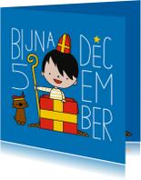 Sinterklaas bijna 5 december