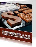 Sinterklaas Chocolade - OT