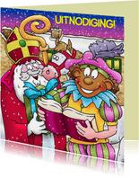 Sinterklaas Cliniclowns Boek