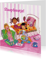 Slaapfeestje by Cartita Design