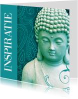 Spirituele kaart Boeddha inspiratie