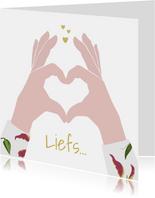 Spread the love, liefs