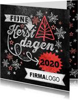 stempel 2020 kerstboom rood vk