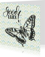 Sterkte kaart - Good luck