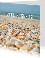 sterkte kaart strand - PB