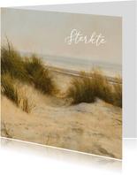 Sterktekaart duinen