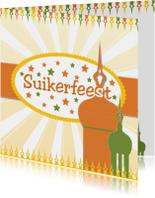 Suikerfeest - Ramadan uitnodiging