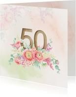 Uitnodiging 50-jarig jubileum