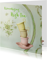 Uitnodiging High Tea scrapbook 4 - SG