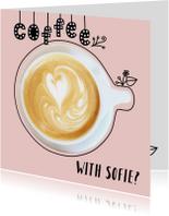 Uitnodiging koffie