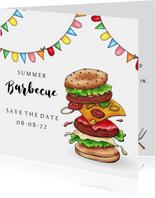 uitnodigingen summer barbecue