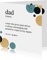 Vaderdag vader definitie