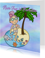 Vakantie Pastel Paradijs - TbJ
