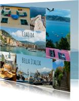 Vakantiekaart Italië MM