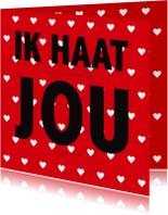 Valentijnskaart grappige tekst