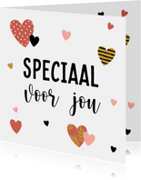 Valentijnskaart speciaal voor jou