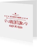 valentijnskaart voor jou - LB