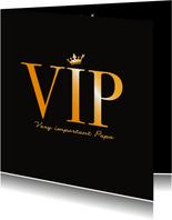 Vatertagskarte VIP 'Very important Papa'