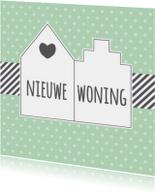 Verhuiskaart Nieuwe Woning - W