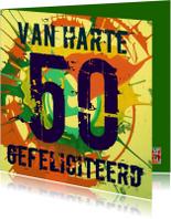 Verjaardag 50 Retro IW