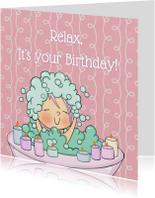 Verjaardag Bad en Bubbels - TbJ