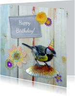 Verjaardag Birthday cake