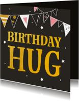Verjaardag -birthday hug