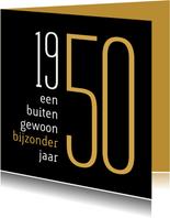 Verjaardag geboorte 1950