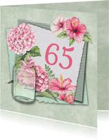 Verjaardag leeftijd hortensia