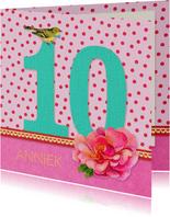 Verjaardag Meisje 10