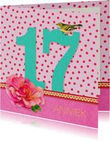 Verjaardag Meisje 17