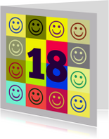 Verjaardag Smile All Day IW