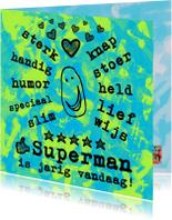 Verjaardag Superman IW