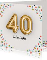 Verjaardagskaart Fantastic-40