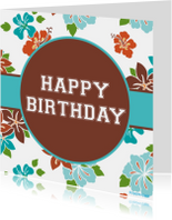 Verjaardagskaarten - Verjaardagskaart JippieJippie 023