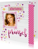 Verjaardagskaart Prinses-99