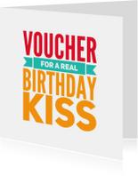 verjaardagskaart voucher -LB