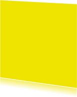 Vierkant enkel geel