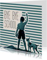 Vintage bye school