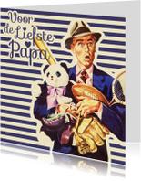 Vaderdag kaarten - Vintage Liefste Papa