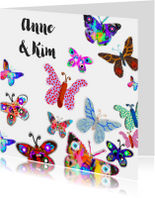 vlinders en vlinders